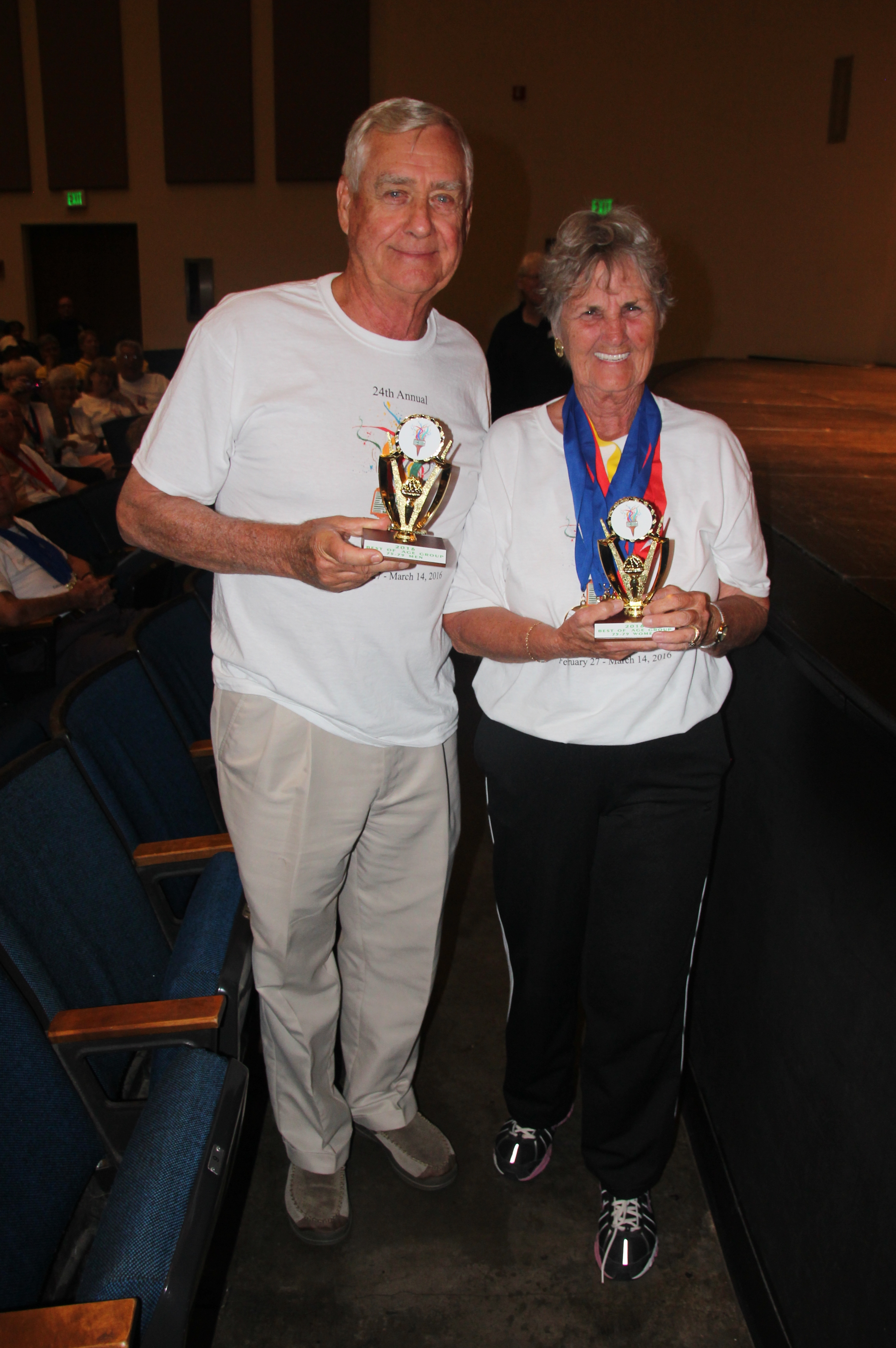 Best of Age 75-79 Alberdina brown Thomas Gompf